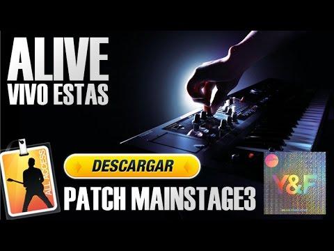 Descargar Patch Alive/Vivo Estas MS3