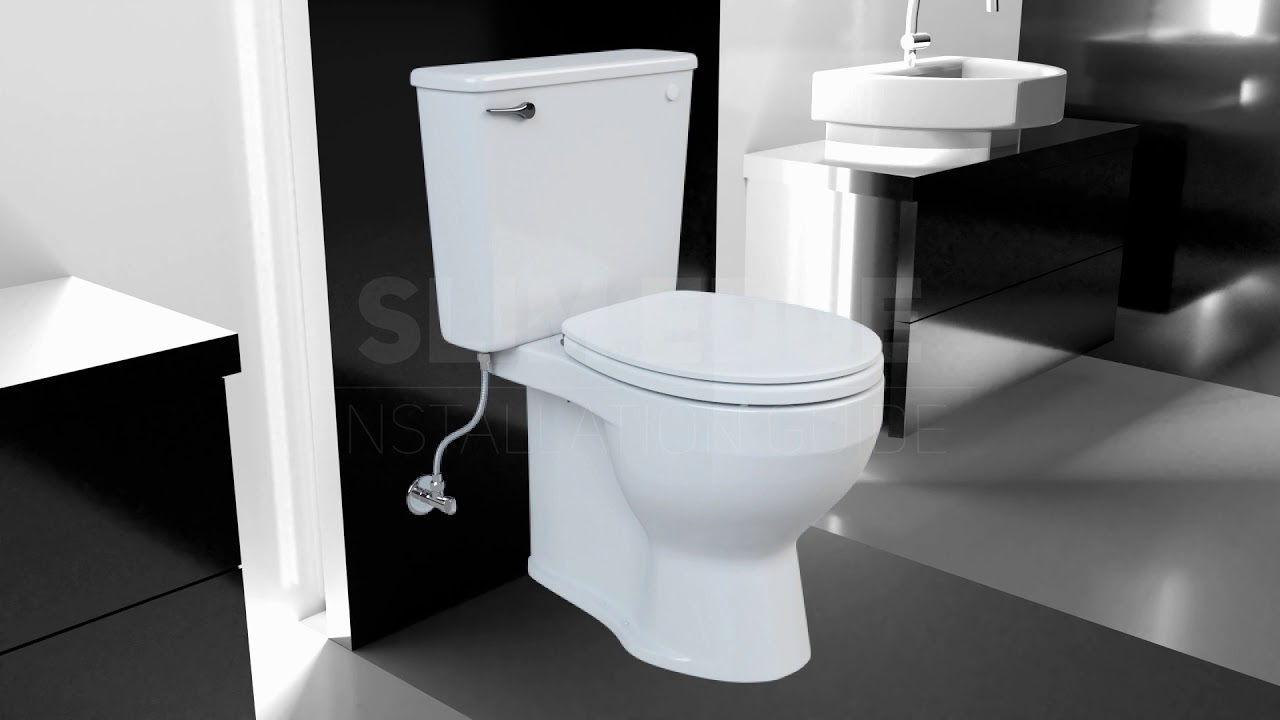 Bio Bidet Installation Instructions.How To Install A Bidet Bio Bidet Slimedge Youtube