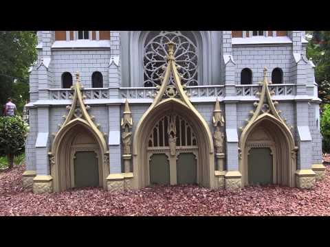 Kiev in Miniature Museum (1080p HD)