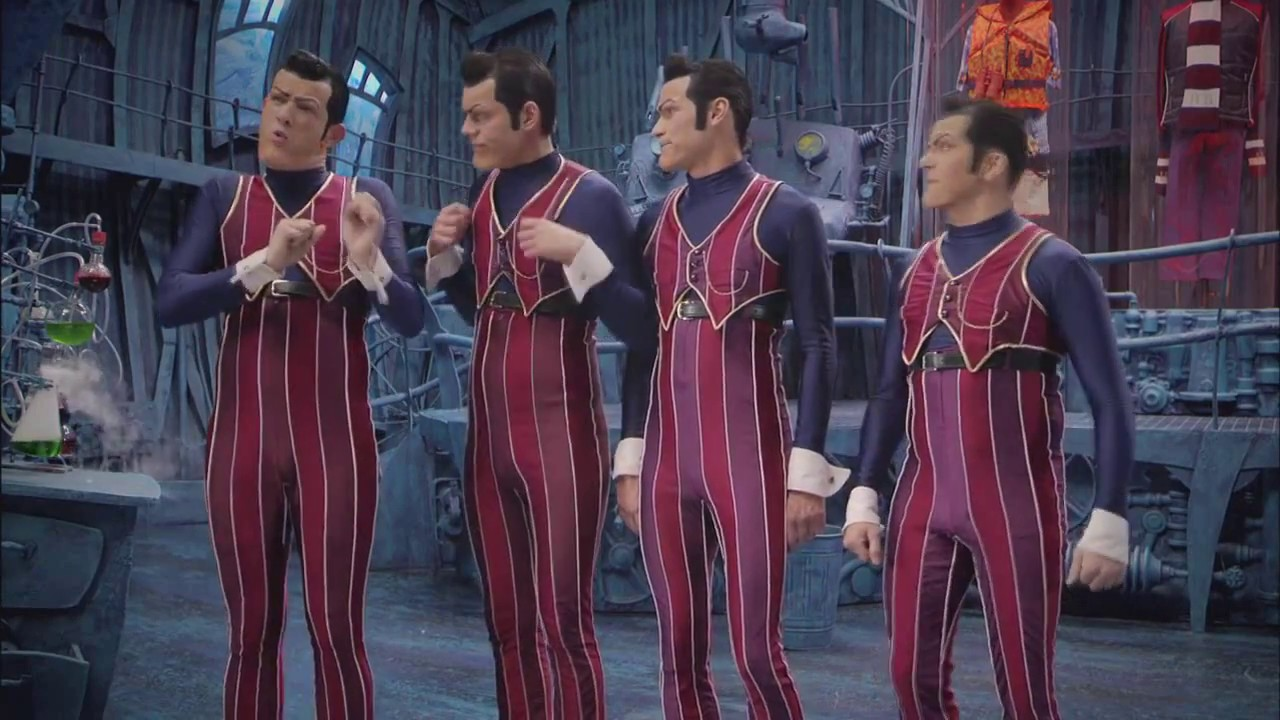 We are number one but