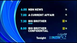 NBN Television Gold Coast Lineup 28-09-2012
