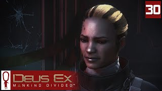 Deus Ex Mankind Divided Gameplay Part 30 - Marshall Law - Lets Play [Stealth Pacifist PC]