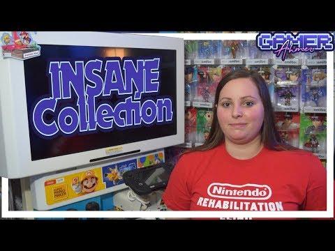 INSANE GAME COLLECTION!! - Retro, Rare, Kiosks