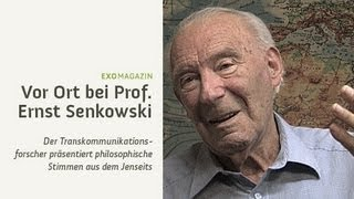 Stimmen aus dem Jenseits - Vor Ort bei Prof. Ernst Senkowski | ExoMagazin