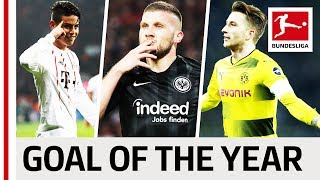 Download Video Top 10 Goals 2018 - Vote for the Goal of the Year MP3 3GP MP4
