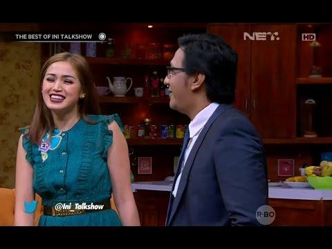The Best of Ini Talkshow -  Desahan Andre Bikin Jessica Iskandar Meleleh