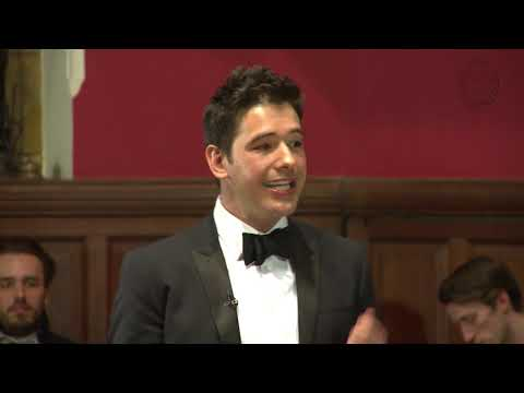 Henry Newman   Brexit: We Should Support the Deal (3/8)   Oxford Union
