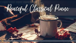 Peaceful Classical Piano - Debussy, Chopin, Liszt...