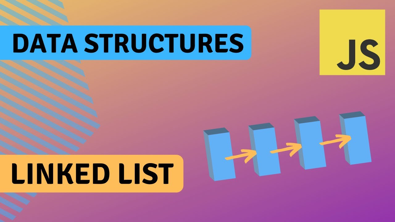 Linked list - Data Structures in JavaScript
