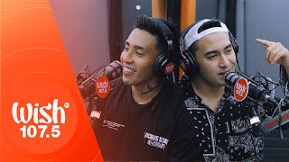 """Download Young JV ft. JP Bacallan performs """"FaceTime"""" LIVE on Wish 107.5"""