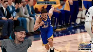 FlightReacts NBA 2K21: Next-Gen PS5 Xbox Series Gameplay!
