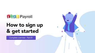 Zoho payroll is a cloud based management system which automatically calculates salaries, taxes and deductions, sends payslips out every month per...