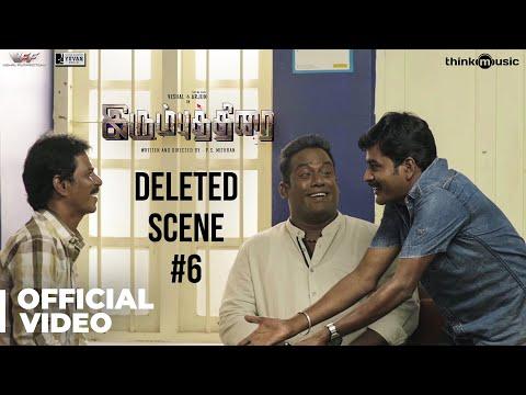 Irumbuthirai - Deleted Scene 06 | Vishal,...