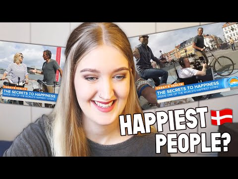 Reacting to American video about Denmark