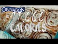 11,000+ CALORIES OF CINNABON'S GIANT CINNABON'S EATEN IN...