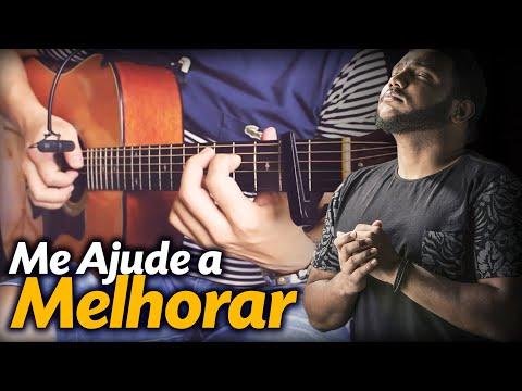 Me Ajude a Melhorar - Eli Soares Violão SOLO Fingerstyle by Rafael Alves
