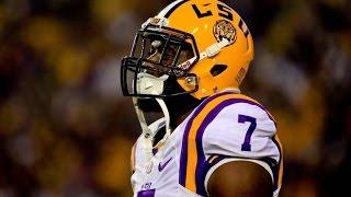 Leonard Fournette 2017 NFL draft Bound