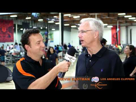 Clippers VP of Operations Kevin Eastman On The Coaching Process