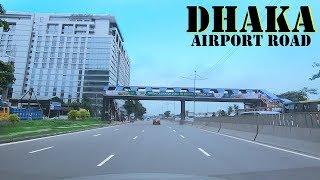 Dhaka, Airport Road to Uttara | Raid Vlogs