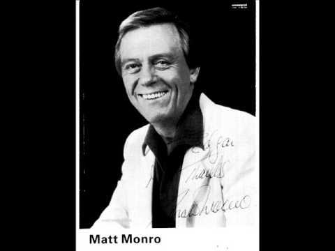 Matt Monro - On Days Like These (1969)  (w Lyrics..)