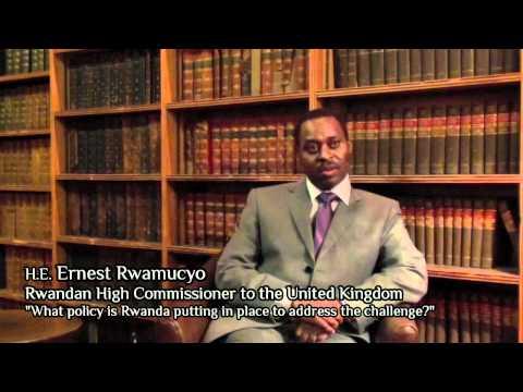 GSS2012 Interviews - Ernest Rwamucyo - Full version