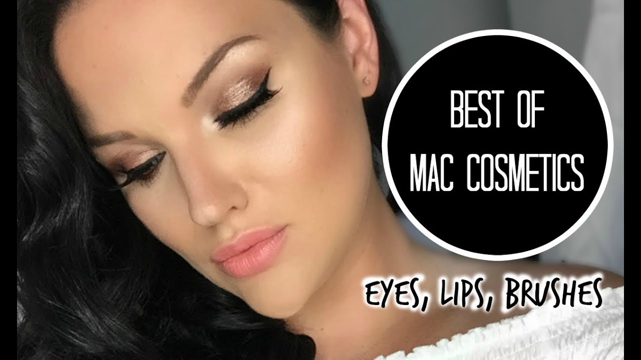 Top Mac Makeup Products Best Of Cosmetics Eyes Lips Brushes