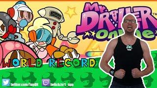 Mr. Driller Online - Germany 1000m - TG WR (20150617)