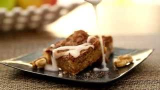 Cookie Recipes - How To Make Apple Squares
