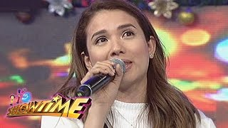 its showtime karylle gets emotional