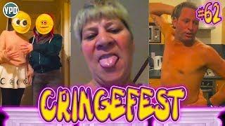 Tik Tok Cringefest | Only the Cringest of the Cringe Will Cringe it up! #Cringe 62