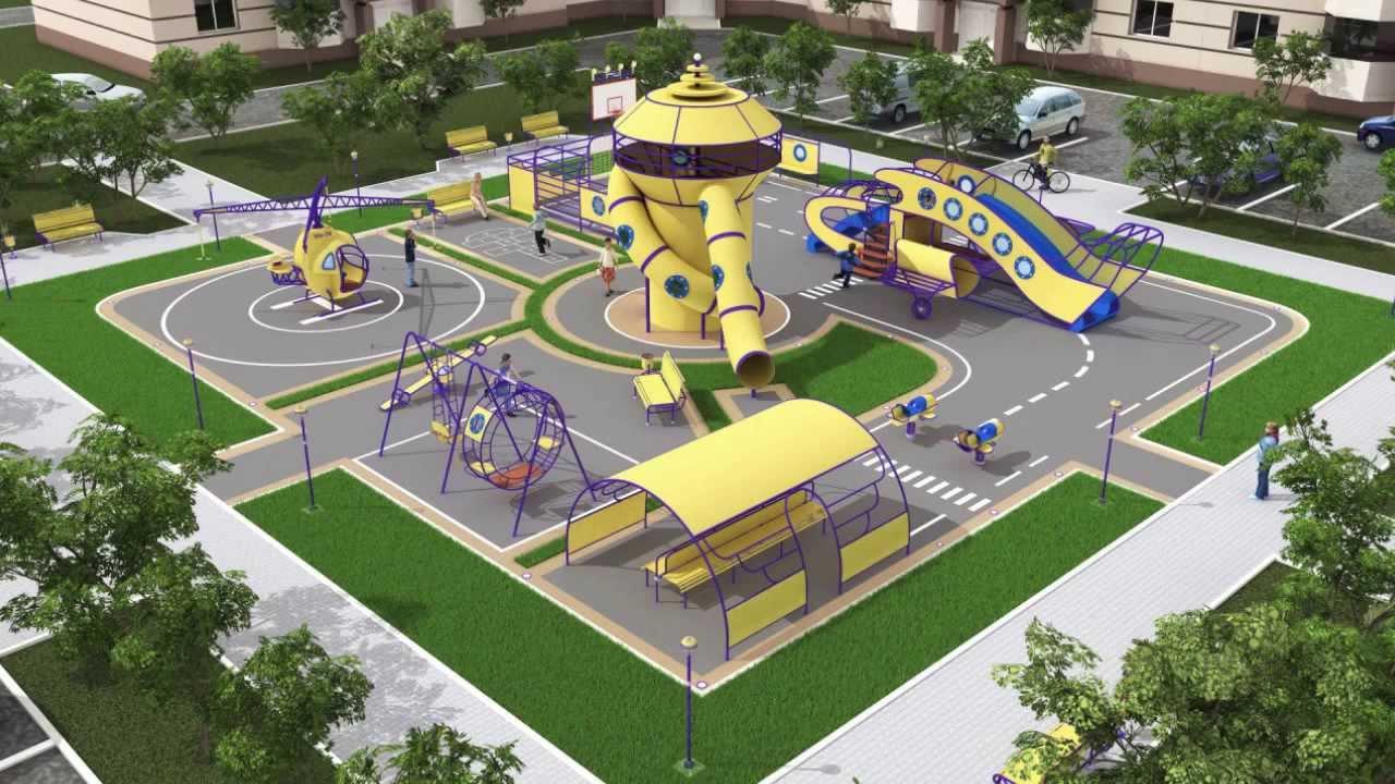 Картинки по запросу детские игровые площадки