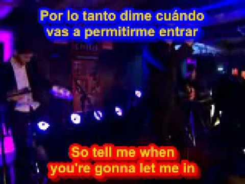 Somewhere only we know ( SUBTITULADO INGLES ESPAÑOL )