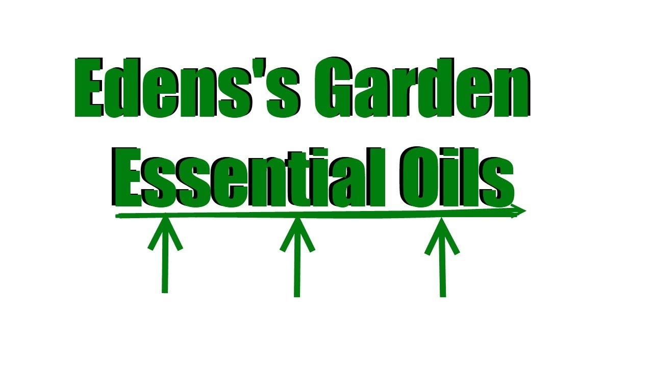 Edens Garden Essential Oils YouTube