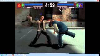 Urban Reign PC Gameplay PCSX2 720p