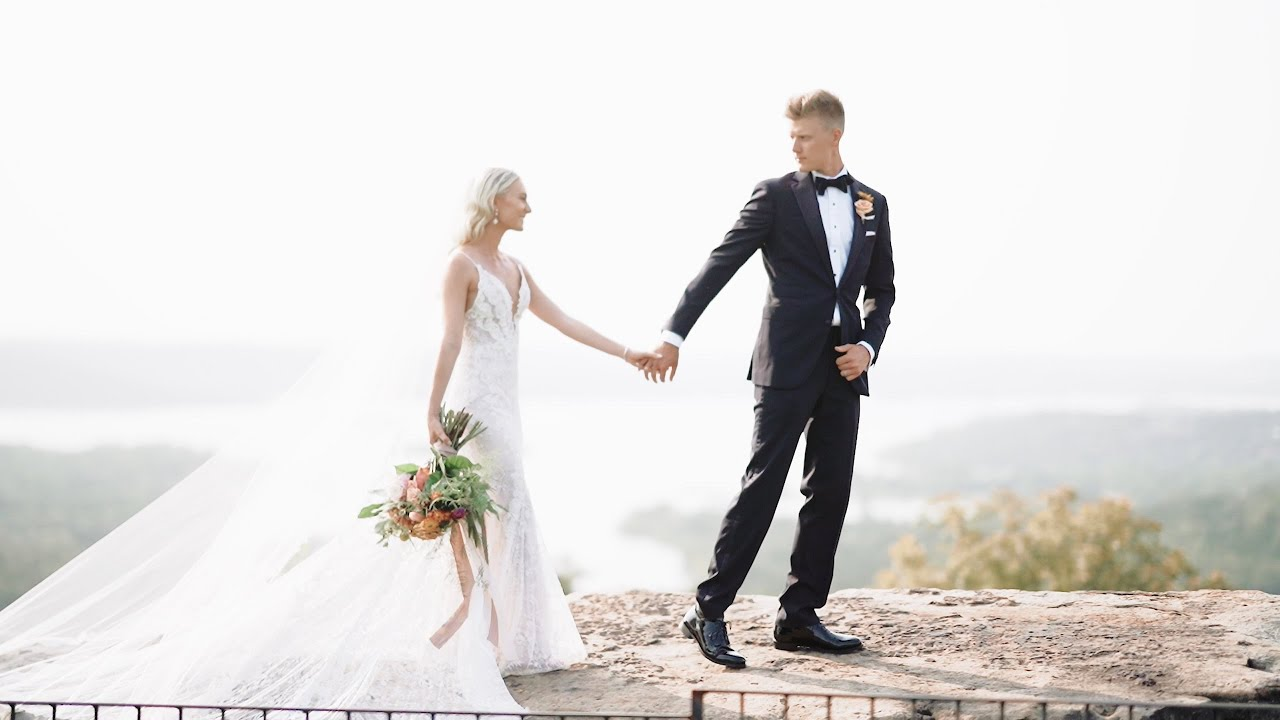 Amanda & Jack | Top of the Rock Missouri Wedding Videography