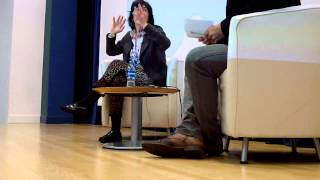 Inside The Media Circus: A Discussion with Christiane Amanpour