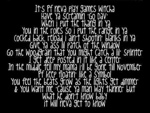Go Dav - Ride Or Die Chick (Lyrics)