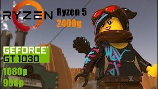 Лего Фільм 2 Відеогра - ГТ 1030 & Ryzen 5 2400g