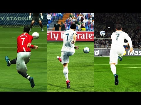 Long Shots From PES 97 to 17