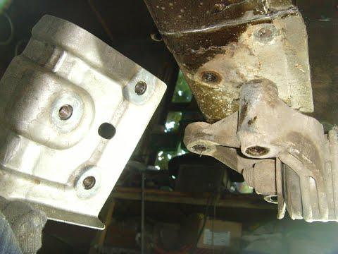 Замена ремонтной части (кронштейна ) краба ВАЗ 2108-2115