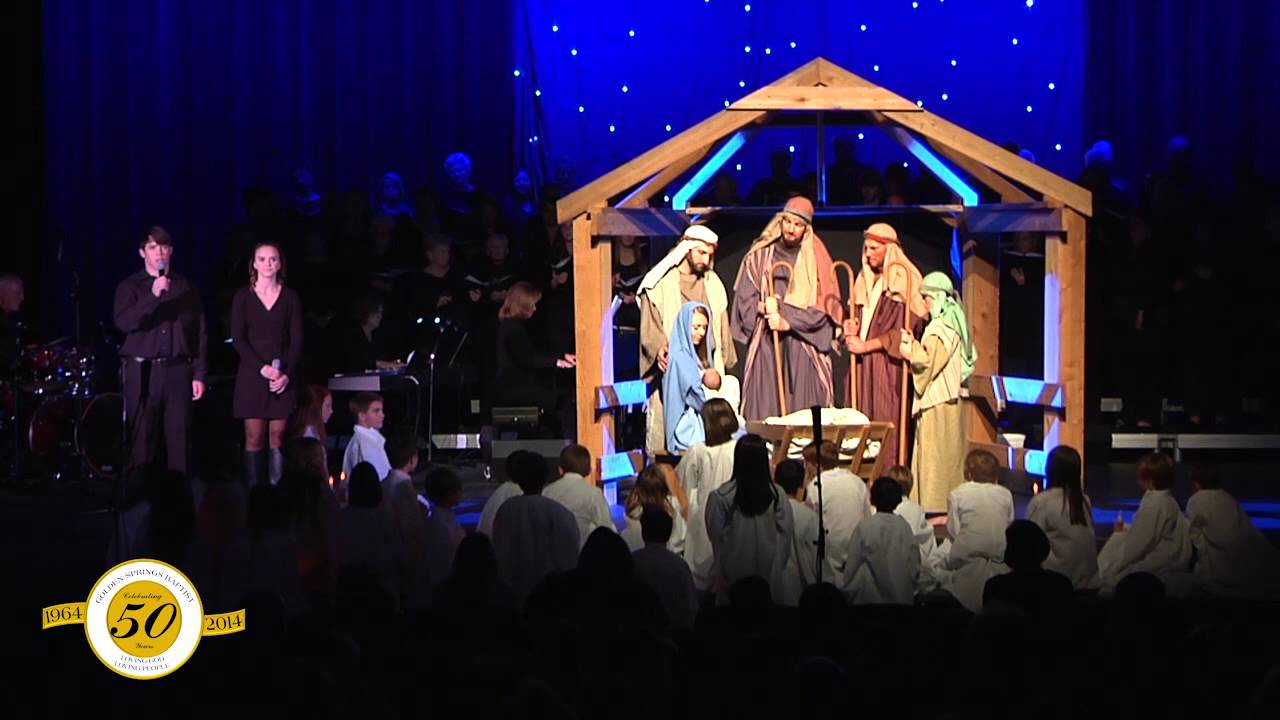 Prestonwood baptist church gift of christmas 2019