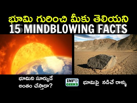 15 MINDBLOWING FACTS
