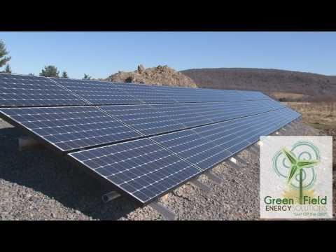 Green Field Energy Solutions - The SREC Market