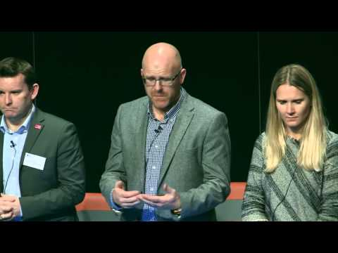 Digital Tourism Scotland Conference 2015: Panel Discussion – What does Success Look Like?
