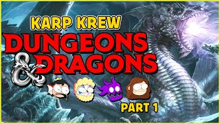 Karp Krew Dungeons and Dragons - Hoard of the Dragon Queen Part 1