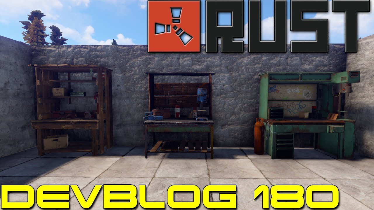 Rust devblog 180 entire blueprint overhaul youtube rust devblog 180 entire blueprint overhaul malvernweather Image collections