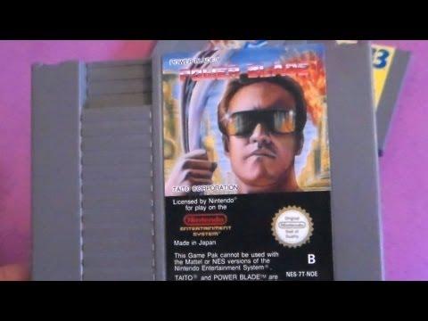 [Bierbaron Classic Review] EPISODE 16 - Power Blade, NES (Deutsch, German)