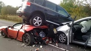 Аварии супер-каров l Аварри спорт машин l Аварии самых дорогих машин l Super Car Driver Idiots(, 2016-02-05T16:35:03.000Z)