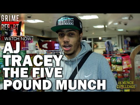 AJ Tracey - The Five Pound Munch [Episode 48] @AJFromTheLane
