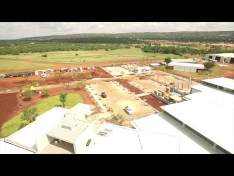 New AHRLAC Manufacturing Facility and Offices - Wonderboom Airport, Pretoria, South Africa